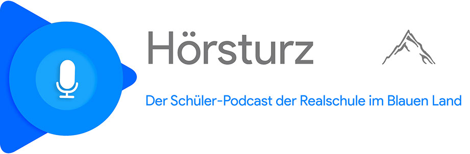 HÖRSTÜRZ! Erste Folge unseres Schüler-Podcasts online!