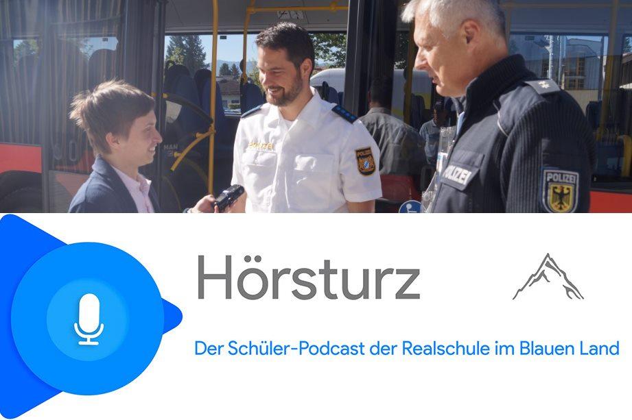 "#hörsturz Schüler-Podcast Folge 2: Alles rund um den ""Tag der Ausbildung!"""