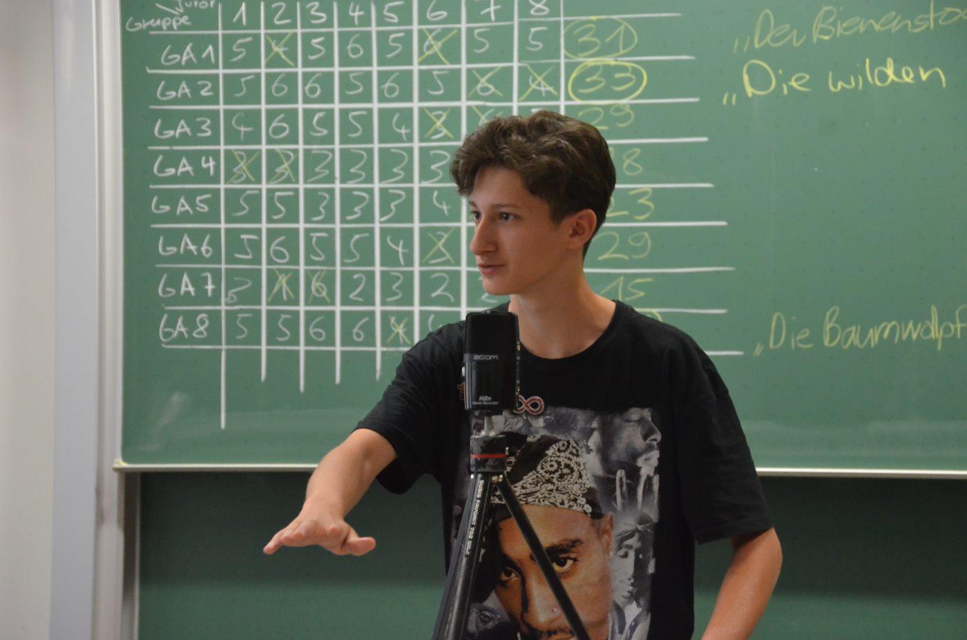 Best of Poetry Slam an der Realschule Murnau [Hörtexte]