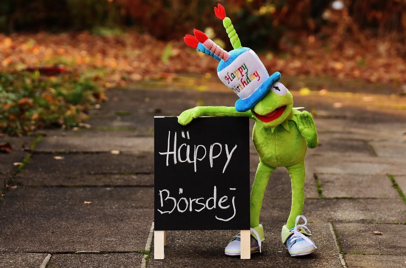"""HAPPY BIRTHDAY! Der """"Blog im Blauen Land"""" feiert sein 1-jähriges!"""
