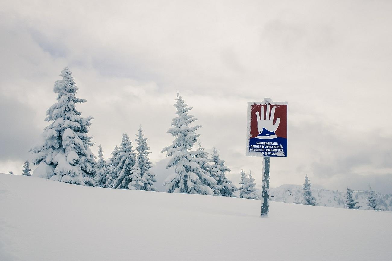 Lawinen – die Gefahr für Freerider, Skifahrer und Tourengeher