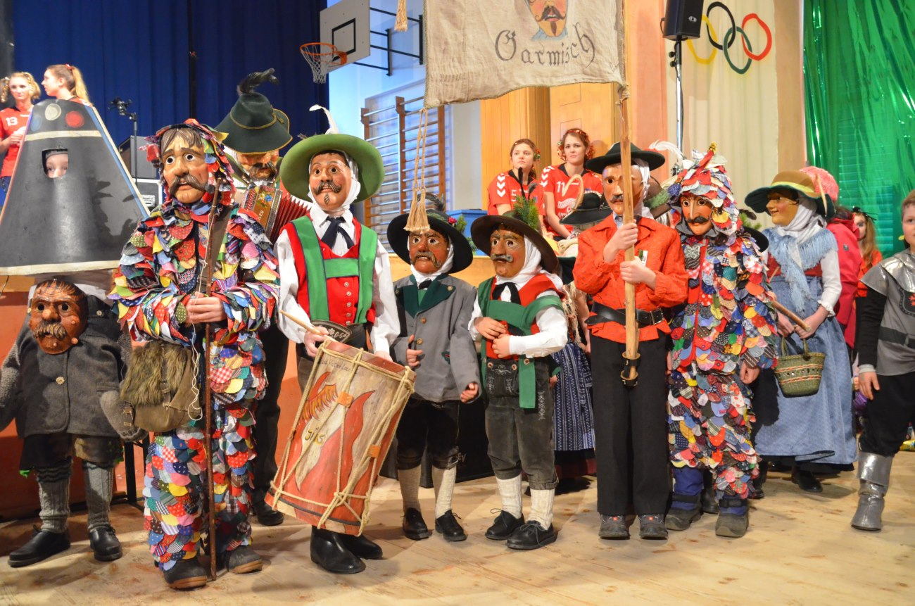 Alles Fasching, oder was? Faschingsparty am Donnerstag!