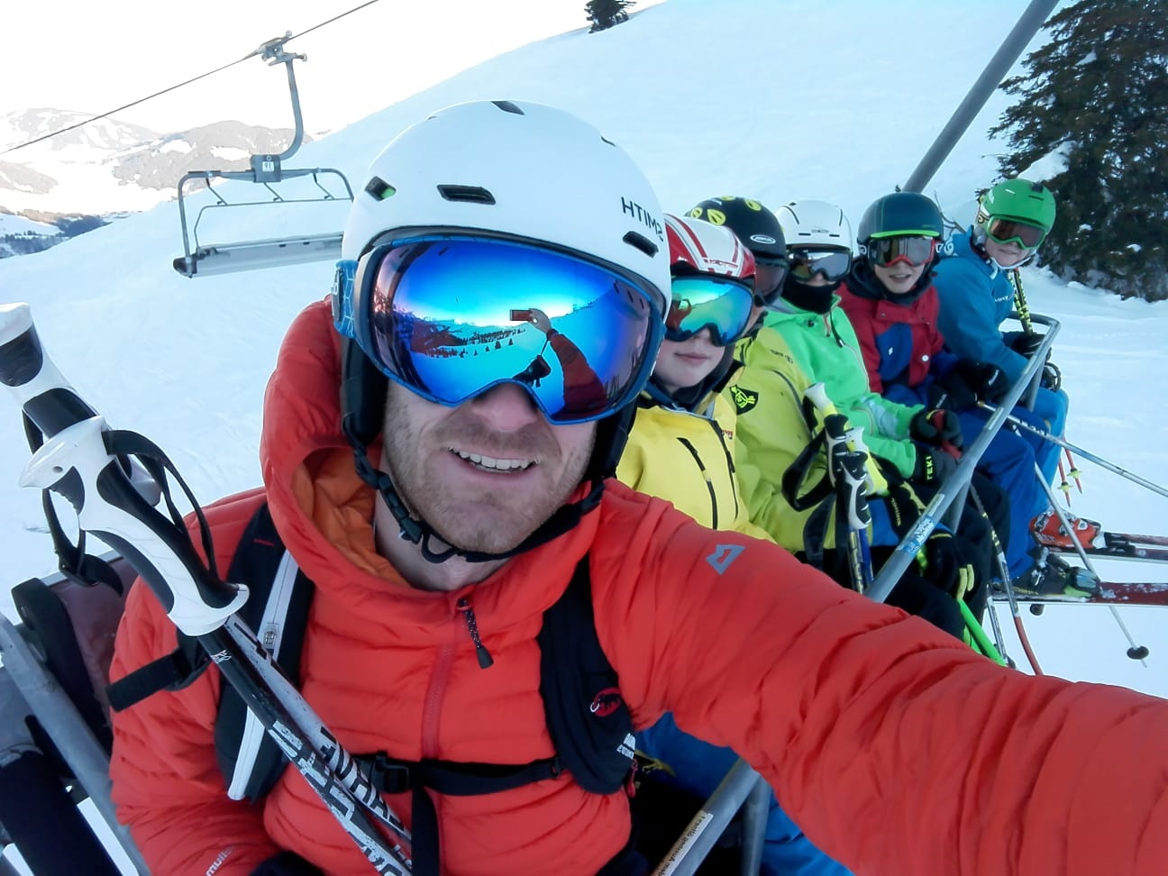 Exklusiv: Reisetagebuch aus dem erstem Skilager 2019!