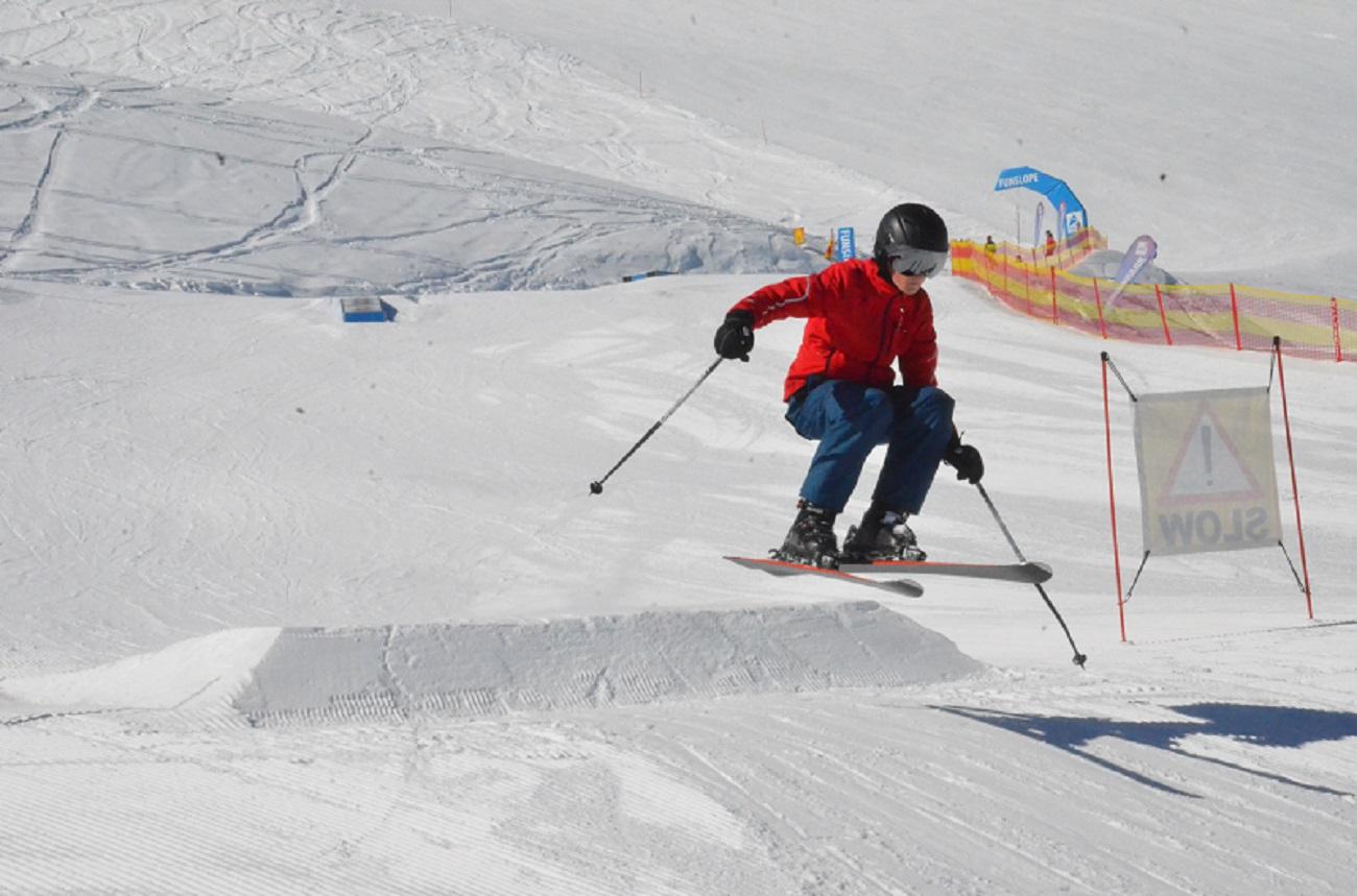 Als Lehrer im Skilager: Skifahren ist Trumpf. (inkl. großer Fotostrecke!)