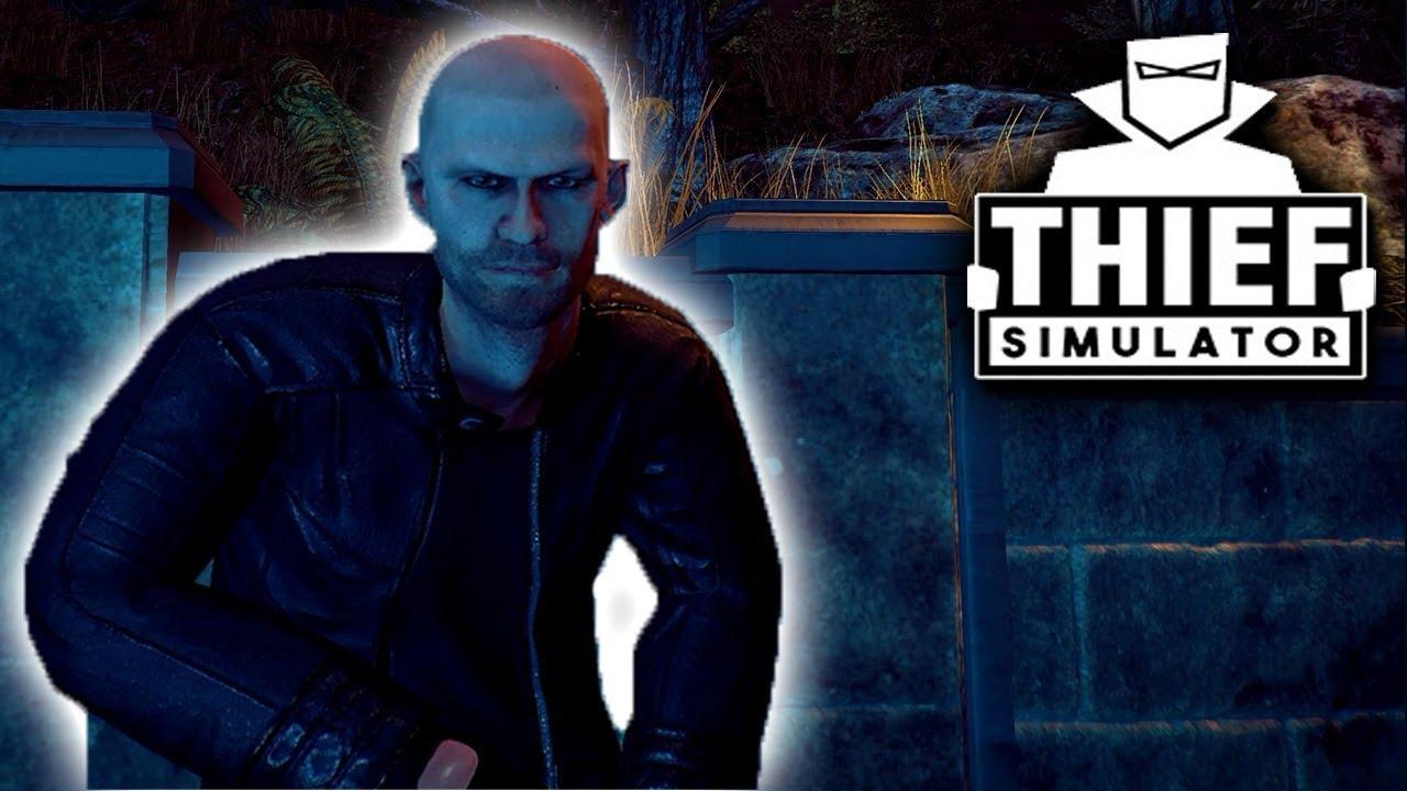 """Game des Monats April: diebische Freude mit dem """"Thief Simulator"""""""