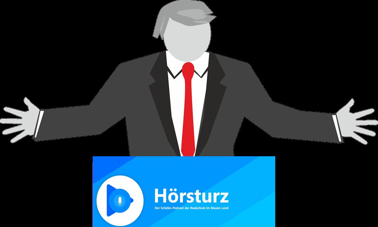 #hörsturz Schüler-Podcast Folge 15: Wahlkampf pur im Sozialkunde-Unterricht!