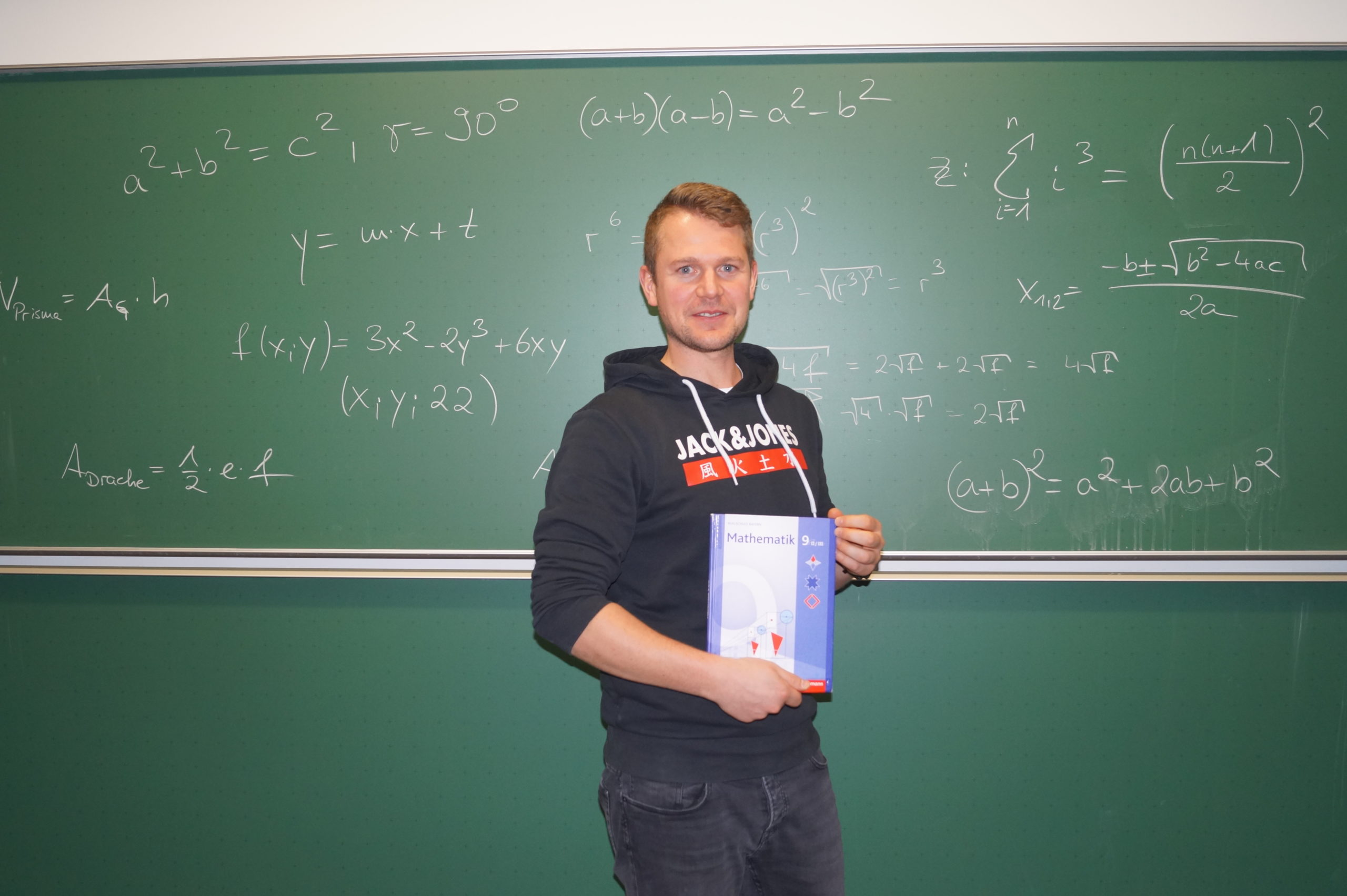 """In der Schule """"brav"""", privat """"wilder Hund"""" – Interview mit Herrn Beutlrock"""