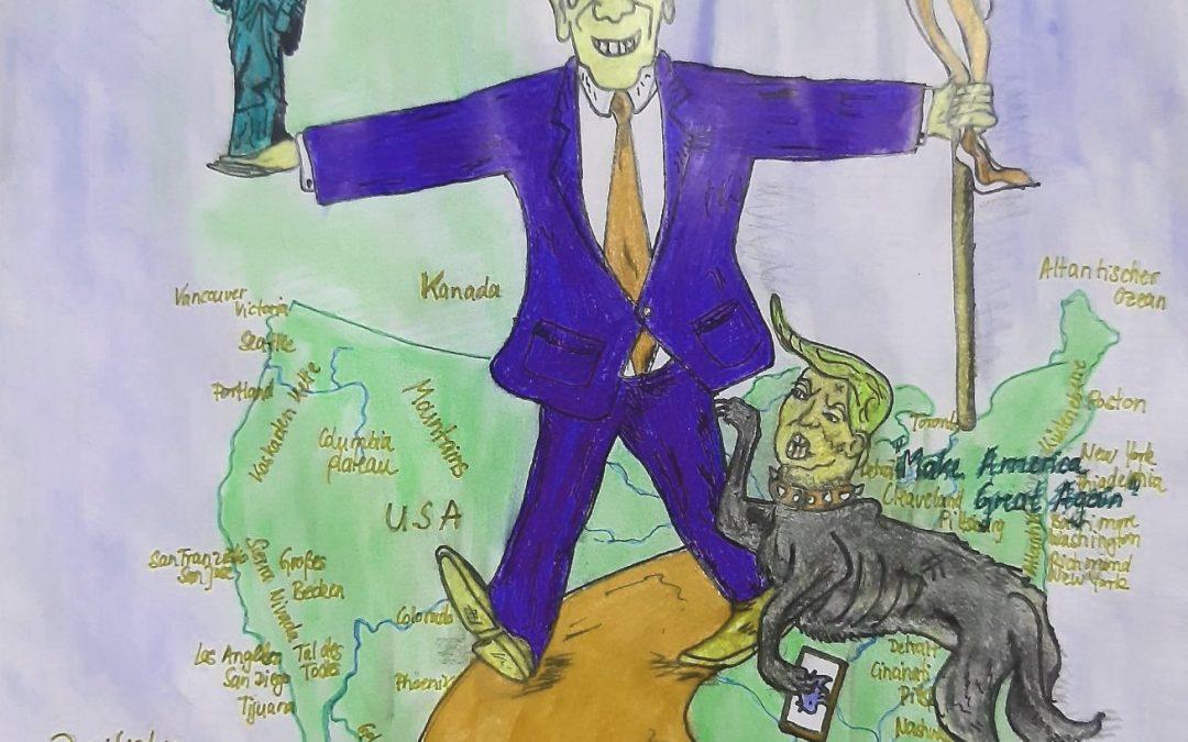 Die Welt atmet auf – wie Joe Biden in nur 5 Stunden 4 Jahre Trump zurückdreht