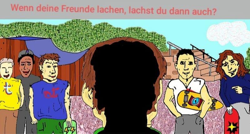 Karikatur/Zeichnung der Woche: Im Bann der anderen