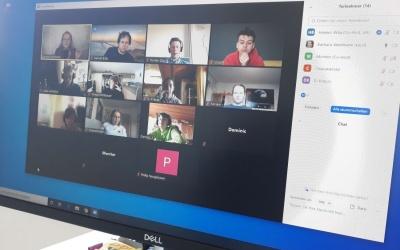 Die Besten noch besser machen – Podcast-Workshop für das Team vom Blog im Blauen Land