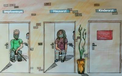 Karikatur/Zeichnung der Woche: Wer schützt die Kinder?